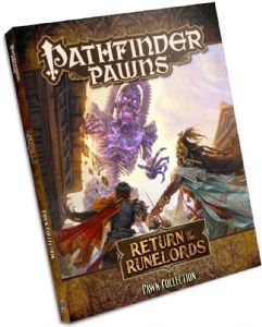 Pathfinder RPG Pawns: Return of the Runelords Pawn Collection